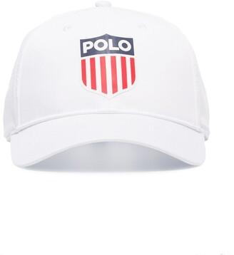 Polo Ralph Lauren USA logo cap