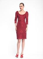 Sue Wong N5378 Dress In Port