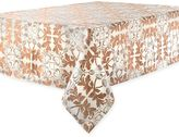 Waterford Linens Octavia Tablecloth in Bronze