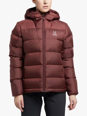 Haglöfs Bield Down Hood Women's Jacket