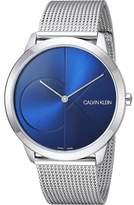 Calvin Klein Minimal Watch - K3M2112N Watches