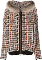 Blugirl trim tweed jacket