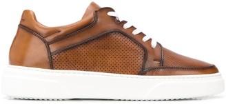 Eleventy Smart Low-Top Sneakers