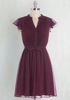 YA (yalosangeles) Thesis, That, and the Other Thing Dress in Cranberry