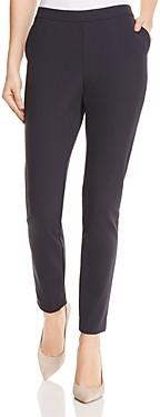 Lafayette 148 New York Murray Cropped Straight-Leg Pants