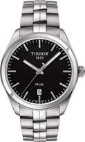 Tissot T101.410.11.051.00 PR 100 stainless steel watch