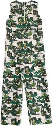 Palm Trees Jumpsuit