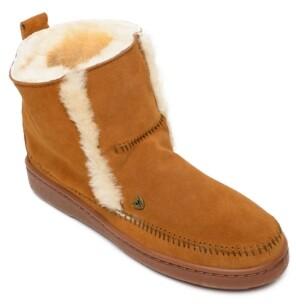 Minnetonka Women's Jade Sheepskin Booties Women's Shoes