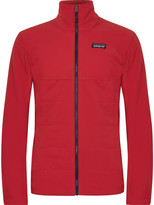 Patagonia Nano Air Padded Nylon-Ripstop and Waffle-Knit Hybrid Jacket
