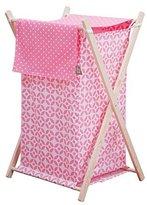 Trend Lab Lily Hamper Set, Pink by