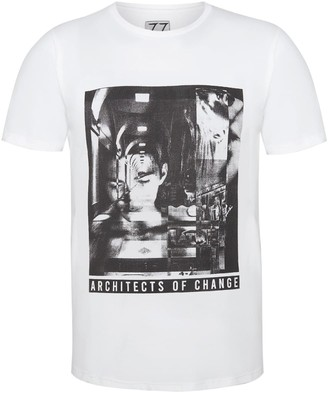 Architects Of Change Reality Is Wrong White T-shirt