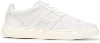 Hogan Perforated-Detail Low-Top Trainers