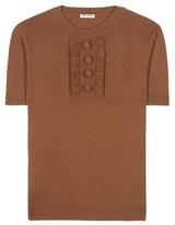 Miu Miu Wool T-shirt