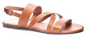 Chinese Laundry Women's Alliance Open Toe Flat Sandal Women's Shoes