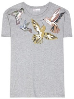 RED Valentino Printed Cotton T-shirt