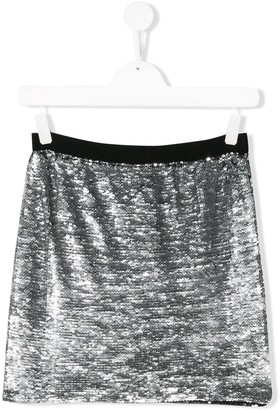 Karl Lagerfeld Paris TEEn sequin skirt