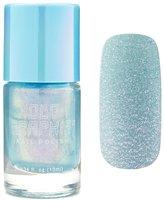 Forever 21 FOREVER 21+ Blue Iridescent Nail Polish