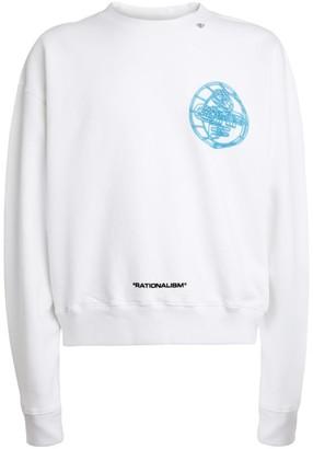 Off-White 3D Logo Sweatshirt