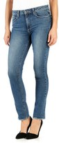 Paige Women's 'Julia' High Rise Straight Leg Jeans