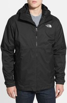 The North Face Men's 'All About' Triclimate Waterproof Hooded 3-In-1 Hyvent Jacket