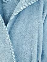 Baby Hooded Bathrobe - white, Furniture & Bedding | Vertbaudet