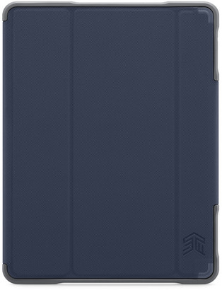STM Dux Plus Duo Case for 10.5-inch iPad Air and iPad Pro - Dark Blue - Midnight Blue