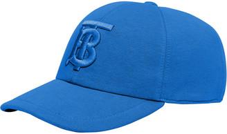 Burberry Men's TB Jersey Baseball Cap