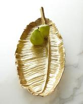 Michael Aram Large Banana Leaf Platter
