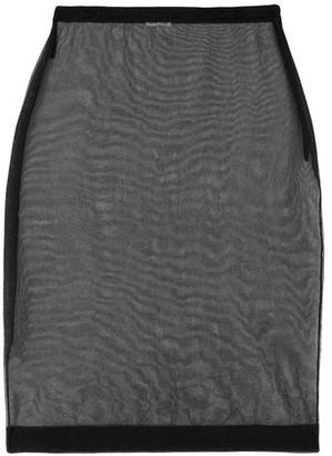 Miu Miu 3/4 length skirt