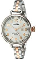 Shinola Detroit The Birdy 34mm - 20001100 Watches