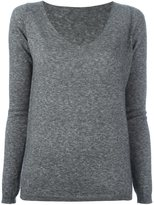 Roberto Collina v neck jumpers
