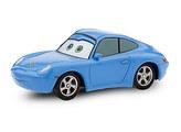 Disney Sally Die Cast Car