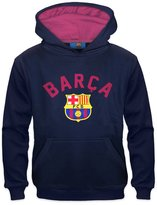 F.C. Barcelona FC Barcelona Official Soccer Gift Boys Graphic Fleece Hoody 12-13 Yrs XLB