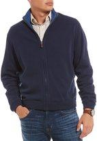 Daniel Cremieux Reversible Full-Zip Pullover