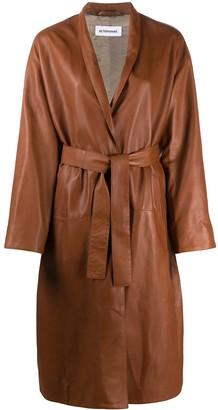 Sylvie Schimmel Aramish leather coat