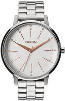 Nixon The Kensington Watch Silver