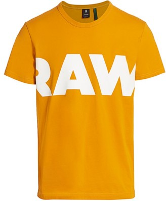 G Star Raw Logo Graphic Tee