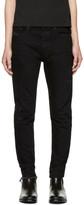 Diesel Black & Navy Jifer Jeans