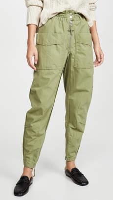 Etoile Isabel Marant Lecia Cargo Pants