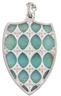 Armenta New World Diamond Pendant