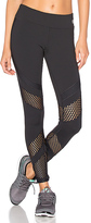 Trina Turk Lazer Cut Solids Legging