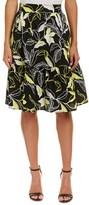 Splendid Printed A-line Skirt.