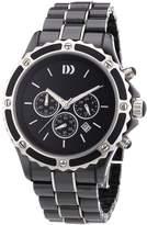 Danish Design Men's Quartz Watch 3314418 3314418 with Metal Strap