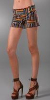 T-bags Poplin Shorts