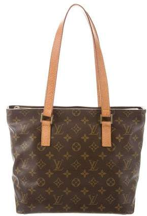 1bba90f758f7 Louis Vuitton Cabas Tote Bags - ShopStyle