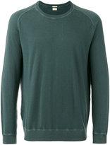 Massimo Alba ribbed trim sweatshirt - men - Cashmere - M