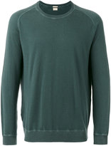 Massimo Alba ribbed trim sweatshirt - men - Cashmere - S