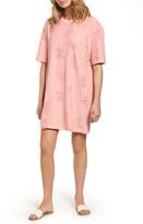 Drifter Gebella Ripped T-Shirt Dress