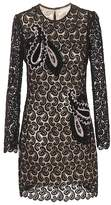 Mary Katrantzou Geri embellished lace dress