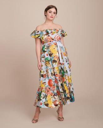 Mary Katrantzou Nata Dalia Dress